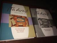 Complete Tú Dirás (Fourth Edition) Textbook
