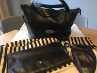 Babybeau Sophia Croc Changing Bag