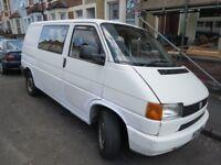 Volkswagen Transporter T4 1.9D campervan surf / bike van. 6 seats. 159,000 miles. 12 months MOT