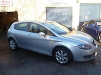 Seat LEON 2.0 TDI Stylance Sport,auto,stunning looking 5 dr hatchback,FSH,full MOT,only 57k,KP58CHL