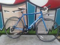 New Carrera Zelos Mens Gents Road Bike Racer Racing Commuter 54cm (21nch) RRP £275'