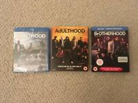 """Hood Trilogy"" Blu Ray Collection"
