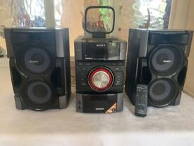SONY MHC-EC79i Mini Hi-Fi System in very good used condition