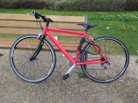 Road / Hybrid bike 48 cm frame - Second hand