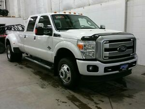 2016 Ford Super Duty F-350 DRW Platinum
