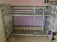 Metal bunkbed
