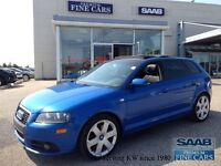 2008 Audi A3 2.0T Pano Roof-S-Line-No Accidents