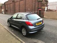 Peugeot 207, 56 plate, 1.4petrol, good condition