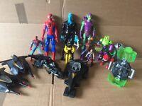 Boys Superhero Toy Bundle