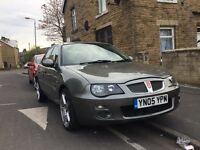 2005 ROVER 25 1.4 petrol 5 dr low mileage