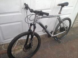 XL mongoose mountain bike