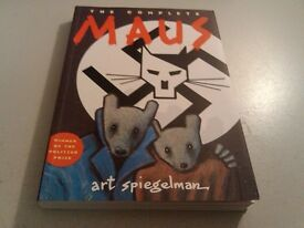 The Complete MAUS Paperback – 2 Oct 2003 by Art Spiegelman (Author)