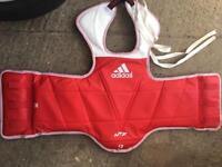 Adidas body armour