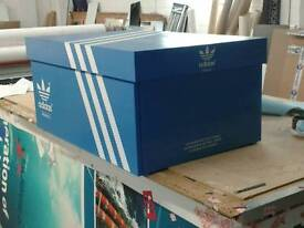 ADIDAS SHOE STORAGE BOX