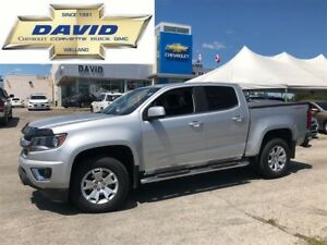 2017 Chevrolet Colorado 4LT CREW 4WD SWB/ HEAT SEATS/ REMOTE STA