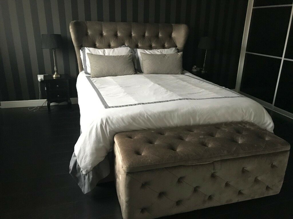 Incredible Next King Size Elise Bed Ottoman Mattress Excellent Condition In Perth Perth And Kinross Gumtree Gmtry Best Dining Table And Chair Ideas Images Gmtryco