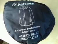 New 11/12 years regatta jacket