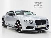 Bentley Flying Spur V8 S (silver) 2014-07-30