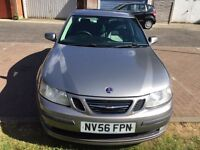 2006 Saab 9-3 1.9 TiD Vector Sport 4dr HPI Clear Full leather @07445775115@ 07725982426@