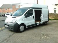 NISSAN PRIMASTAR HI-TOP LWB IDEAL 4 CAMPER CONVERSION.2006