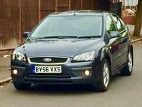 2006 FORD FOCUS ZETEC CLIMATE 1.8 LOW MILEAGE SERVICE HISTORY FULL YEARS MOT 3 MONTHS WARRANTY