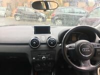 AUDI A1 WHITE DISCOUNTED PRICE FOR QUICK SALE