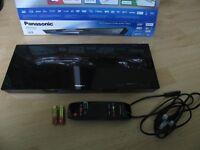 panasonic DMP-BD320 blu ray 3D player
