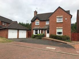 5 Bedroom Detached house , Double garage , Large Garden ,Livingston village