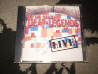 THE MERSEYBEAT LEGENDS LIVE SIGNED EX+