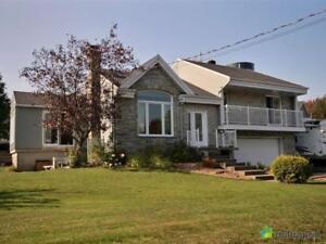 262 000$ - Maison à paliers multiples à vendre à Ste-Claire