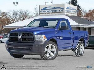 2014 RAM 1500 ST short box 4x4 5.7 Hemi 20' Tires
