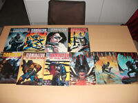 Comics Job Lot. Transformes G1/G2, Terminator, Predator, Aliens UK/US, The X Files US/UK