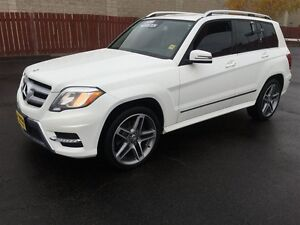 2013 Mercedes-Benz GLK-Class 250 BlueTec, Navigation, Leather, D