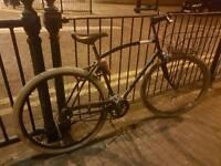 i find vintage bike!
