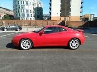 1999 ALFA ROMEO GTV V6 24V RED LUSSO