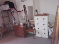 Renting a spacious double room