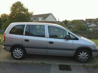Zafira as spares or repairs