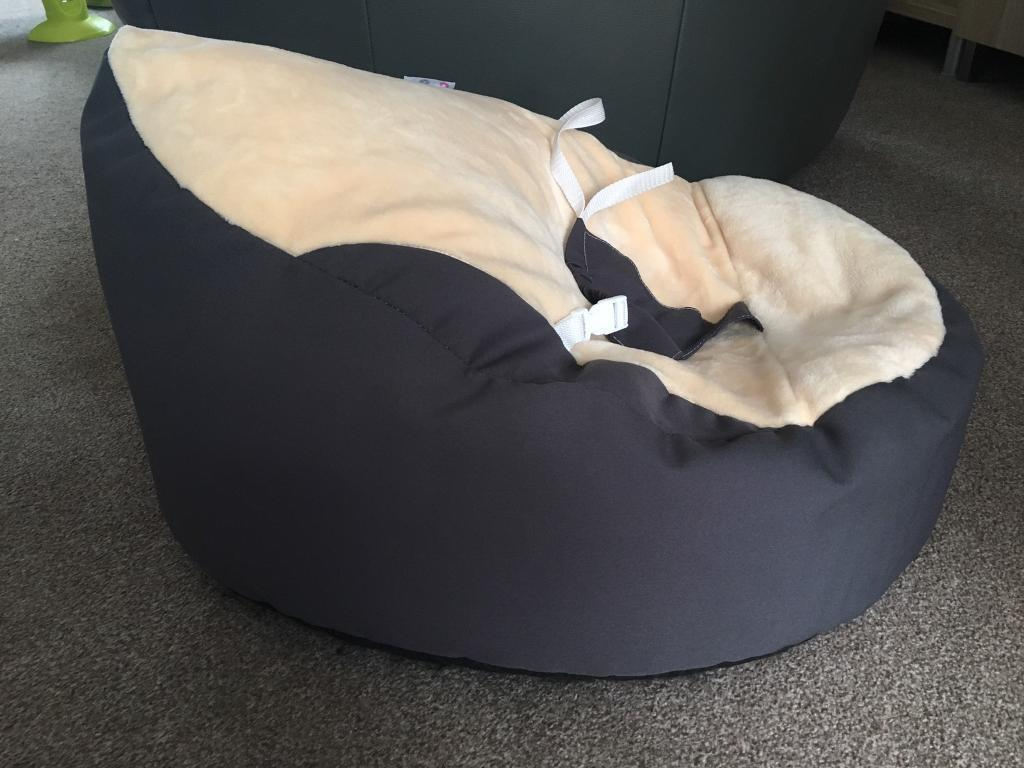 Tremendous Baby Bean Bag Luxury Cuddle Soft Fabric Price Reduced Machost Co Dining Chair Design Ideas Machostcouk