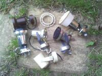 caravan 12v lights x 6 job lot