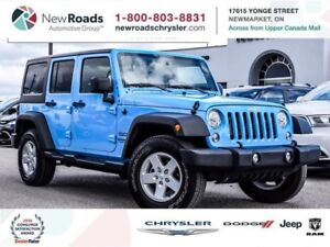 2017 Jeep WRANGLER UNLIMITED Sport|4x4|A/C|