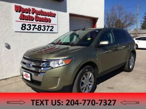 2013 Ford Edge SEL **AWD*Sunroof*Navigation*Leather
