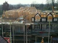 Timberframe + roofing carpenters required