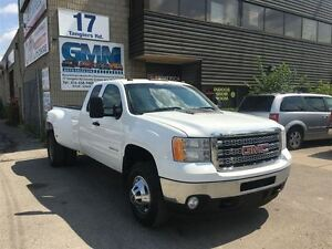 2013 GMC Sierra 3500HD SLE Extended Cab Long Box Dually DRW 4X4