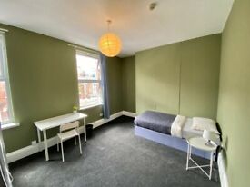 SINGLE & DOUBLE ROOMS SHARED HOUSE, BILLS INCLUDED, HYSON GREEN AREA,UC, BENEFITS ACCEPTED