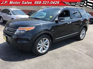 2014 Ford Explorer Limited, Automatic, Navigation, Sunroof, 4x4