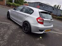 "2004 BMW 116i,**RARE LOOKING 1 SERIES**,AC SCHNITZER KIT,18"" ALLOY WHEELS,SPOILER,ECONOMICAL,P/X..."