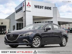 2014 Mazda Mazda3 GS-SKY Manual–Accident Free–Rear Camera–Heated