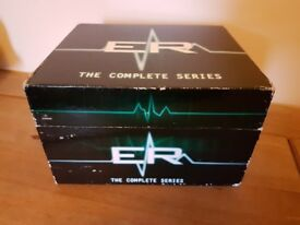 ER Complete Collection Seasons 1-15