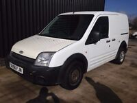 2006 (56) Ford Transit Connect 1.8 TDdi T200 SWB Low Roof 4dr Long MOT, 2 Keys, NO VAT, May Px