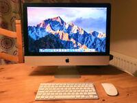 "iMac 21.5"" Late 2012 2.7Ghz Intel Core i5 - Perfect Condition"